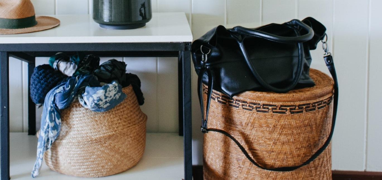 女性用かばんのイメージ